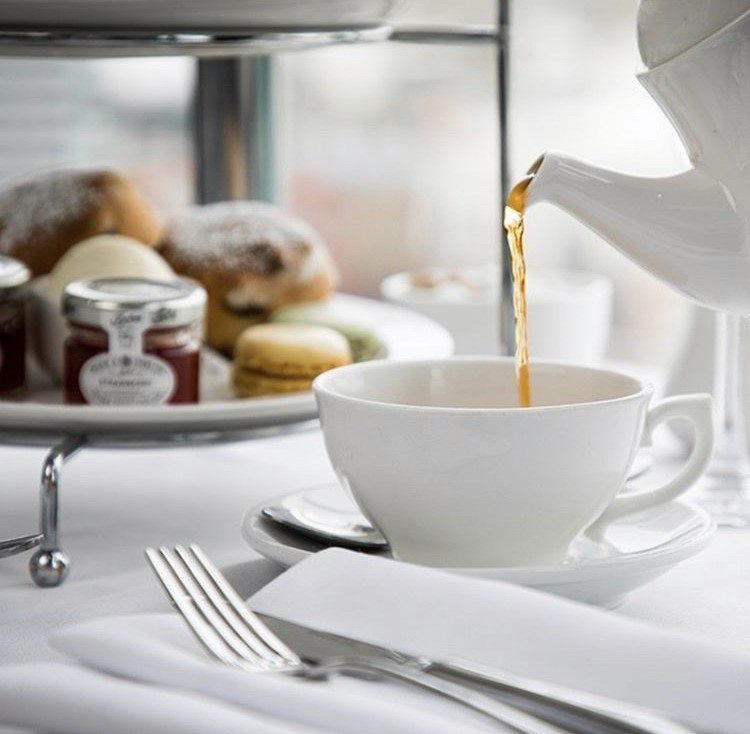 Afternoon Tea - MPW Cardiff