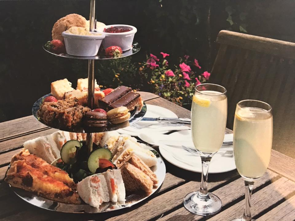 Afternoon Tea Nottingham - Mulberry Tree Cafe