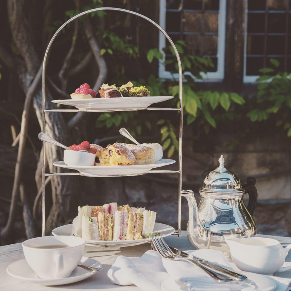 Afternoon Tea Oxford - Old Parsonage Hotel
