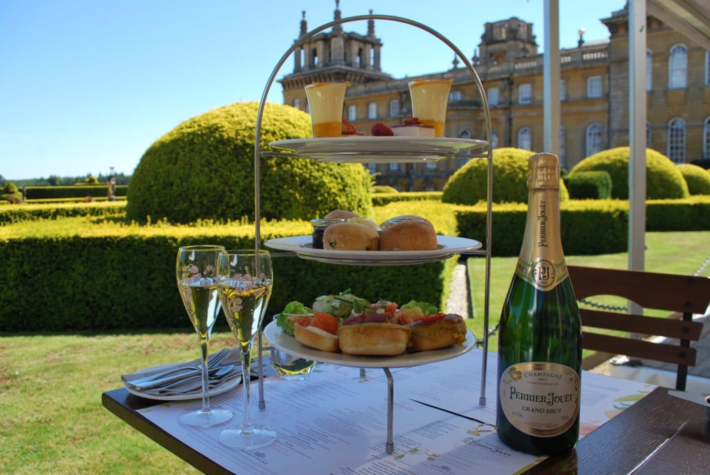 Afternoon Tea Oxford - The Orangery at Blenheim Palace