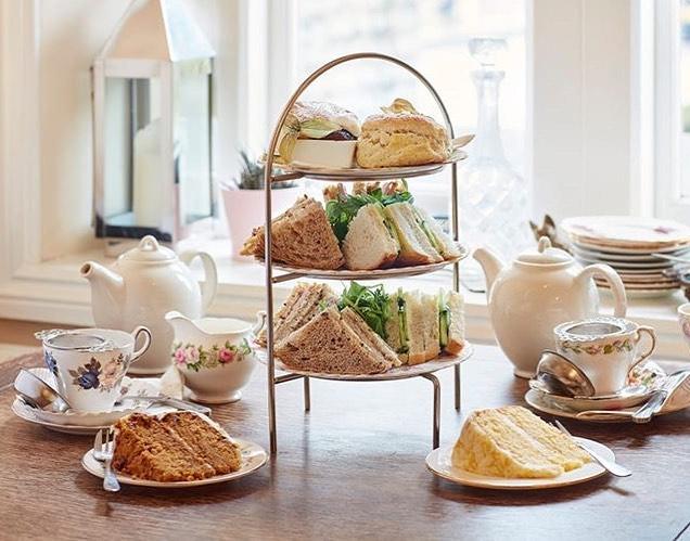 Afternoon Tea Cardiff - Pettigrew Tea Rooms