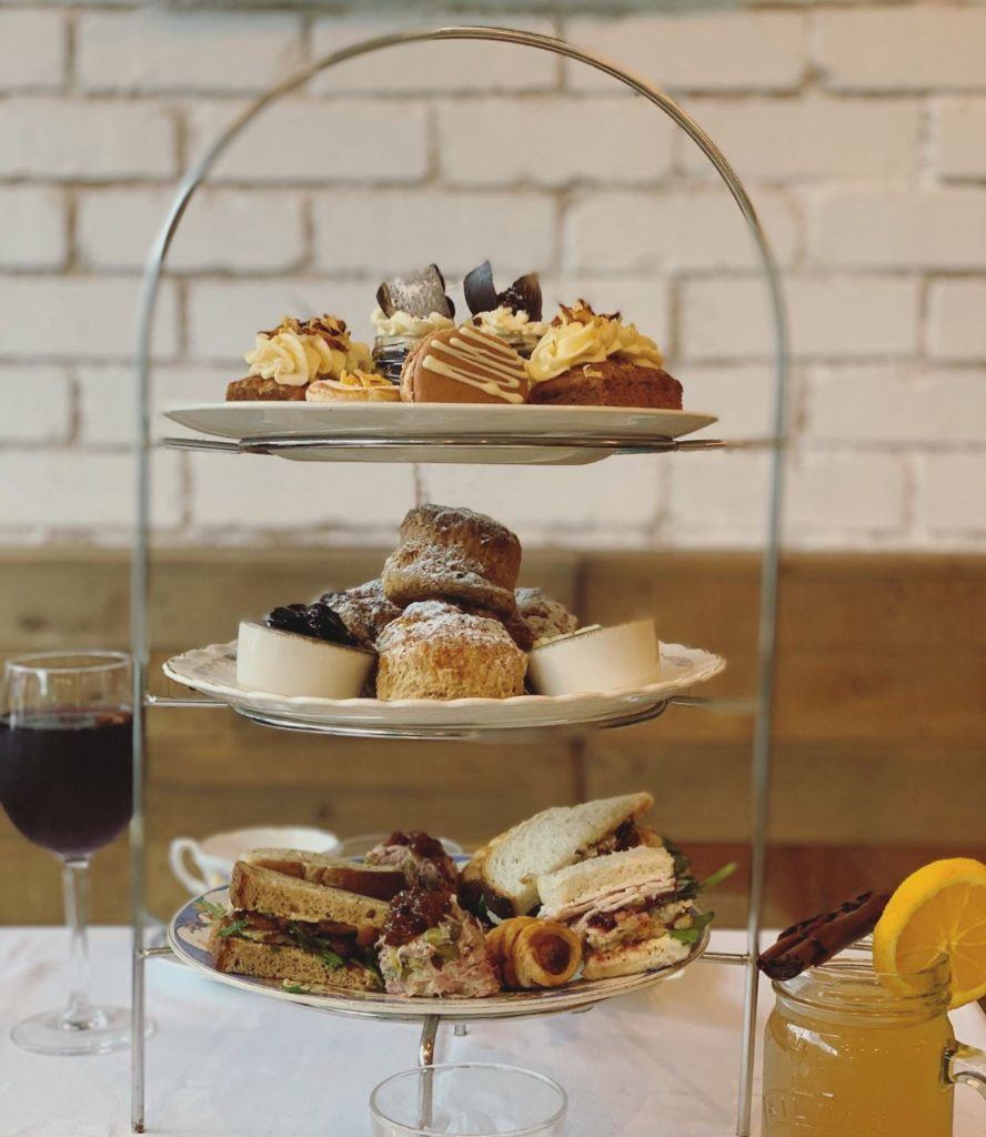 Afternoon Tea Nottingham - The Pudding Pantry