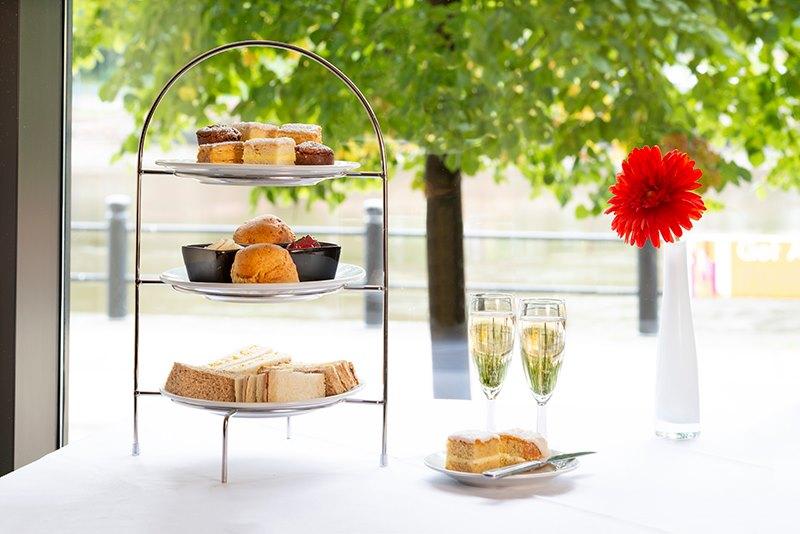 Afternoon Tea Newcastle - Quay 7 Restaurant Copthorne Hotel