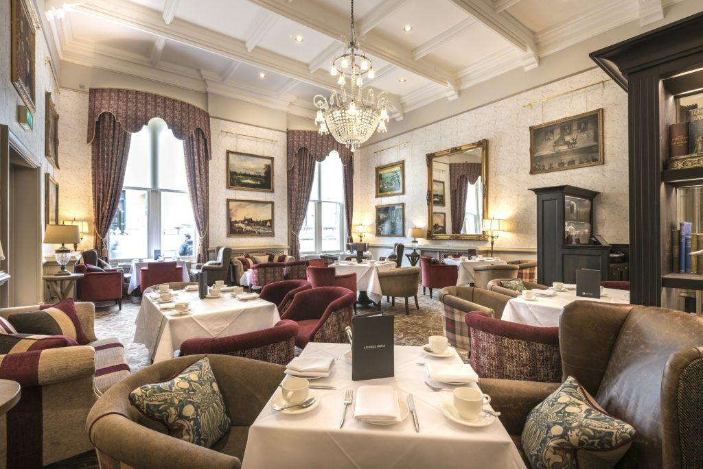 Afternoon Tea Oxford - Randolph Hotel