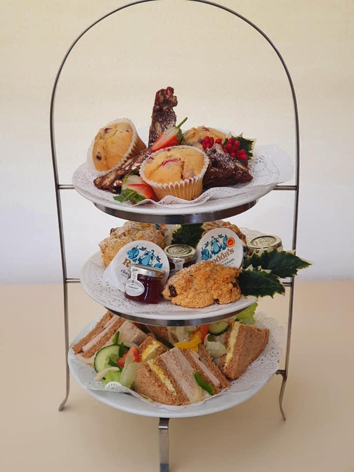 Afternoon tea Nottingham - Reg Taylor's Tea Room
