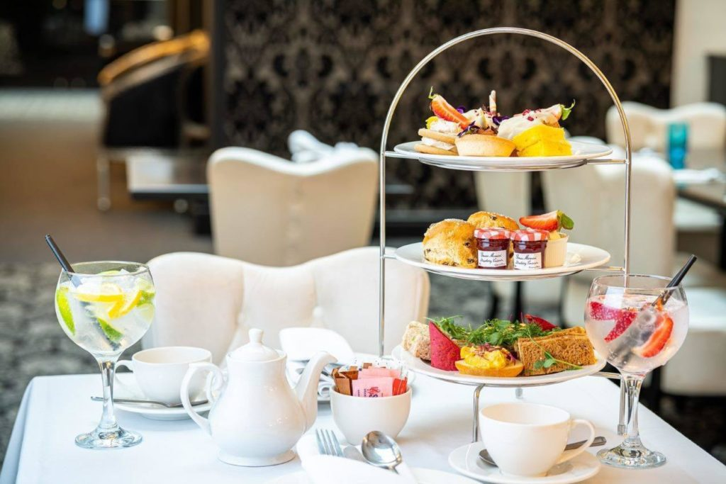 Afternoon Tea Liverpool - The Richmond Hotel