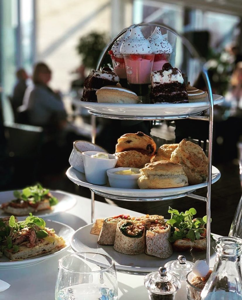 Afternoon Tea Newcastle - Six @ Baltic