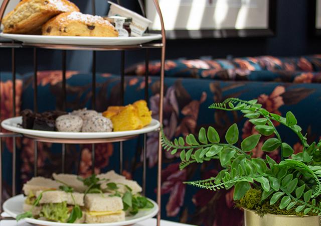 Afternoon Tea Newcastle - Slug and Lettuce