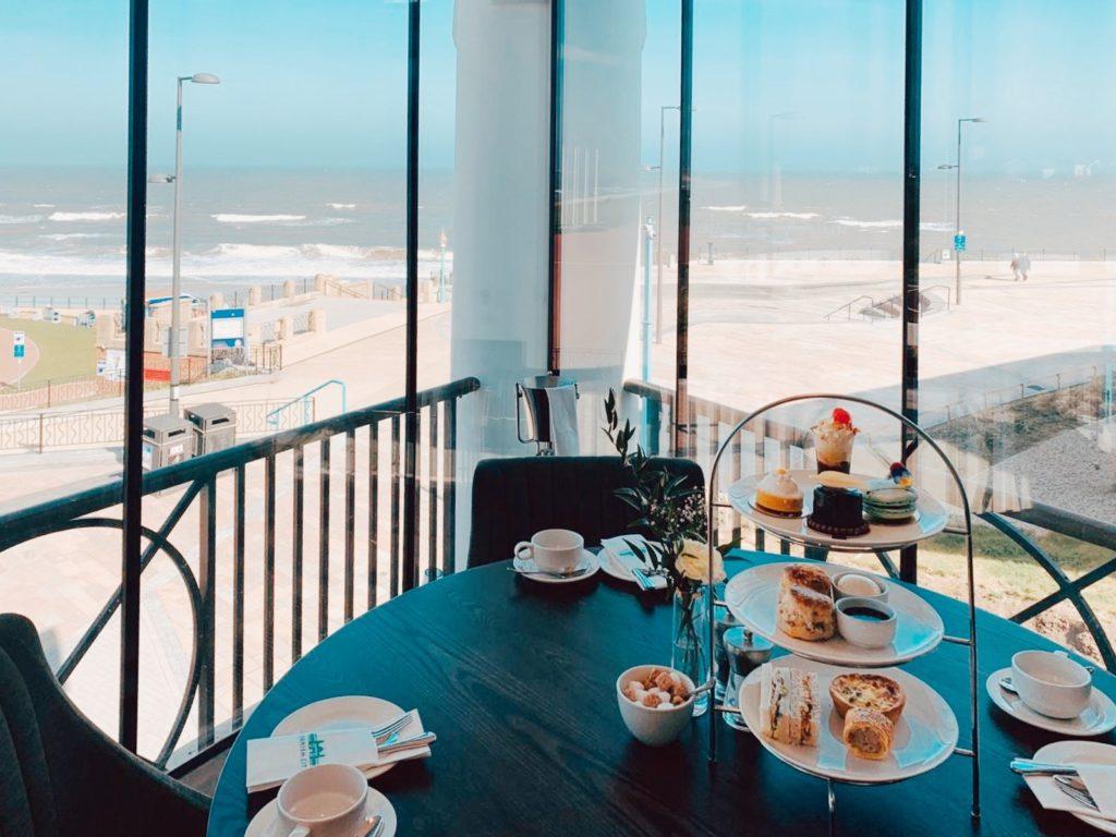 Afternoon Tea Newcastle - Spanish City