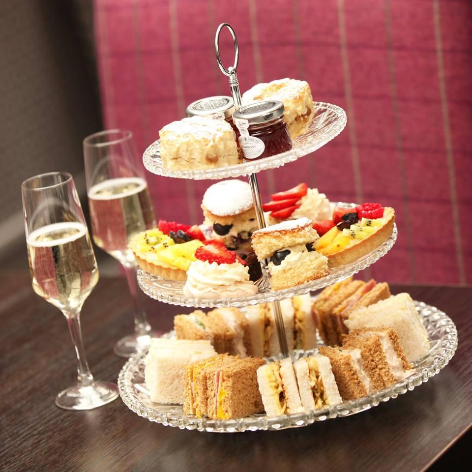 Afternoon Tea Nottingham - St James Hotel