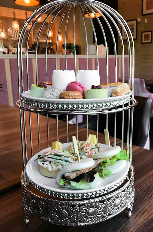 Afternoon Tea Nottingham - Sushimania