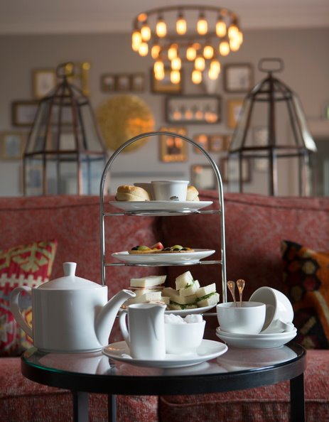 Afternoon Tea Bristol - The Grange Hotel