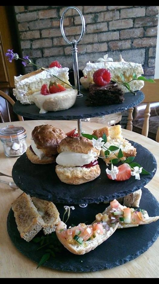 Afternoon Tea - The Orchard Radyr