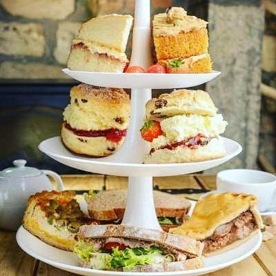 Afternoon Tea Newcastle - Running Fox Bakery