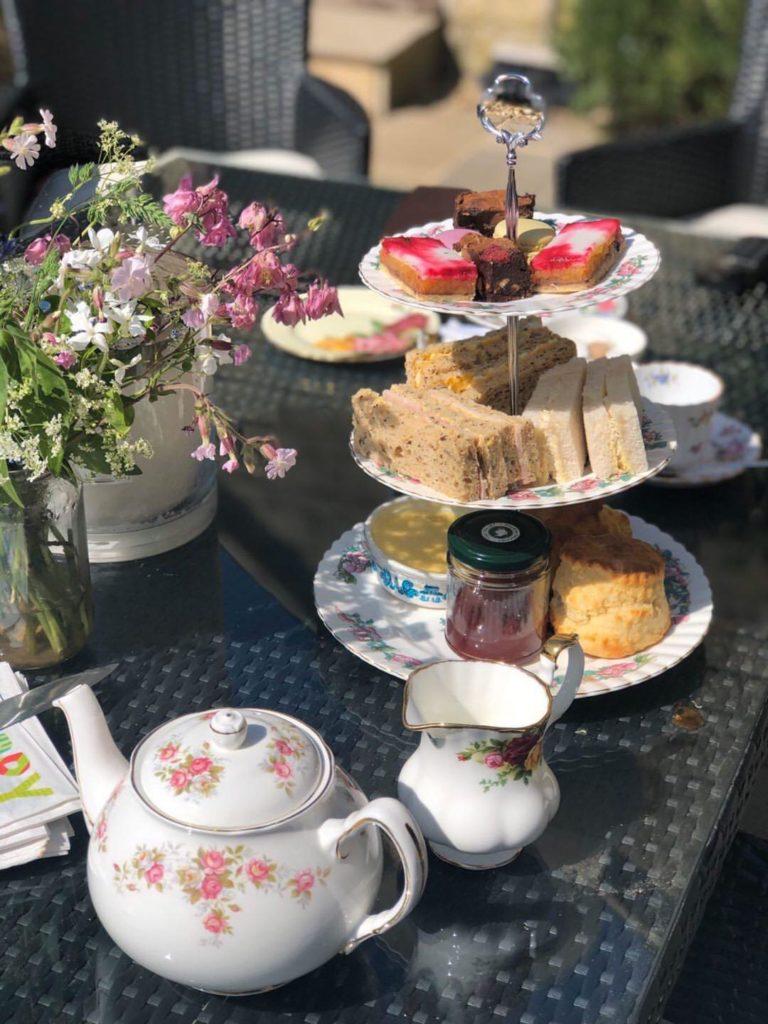 Afternoon Tea Oxford - The Tea Set