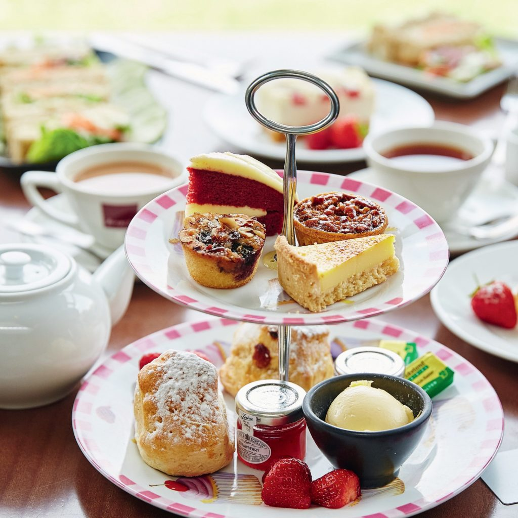 Afternoon Tea Nottingham - Thoresby Hall Hotel