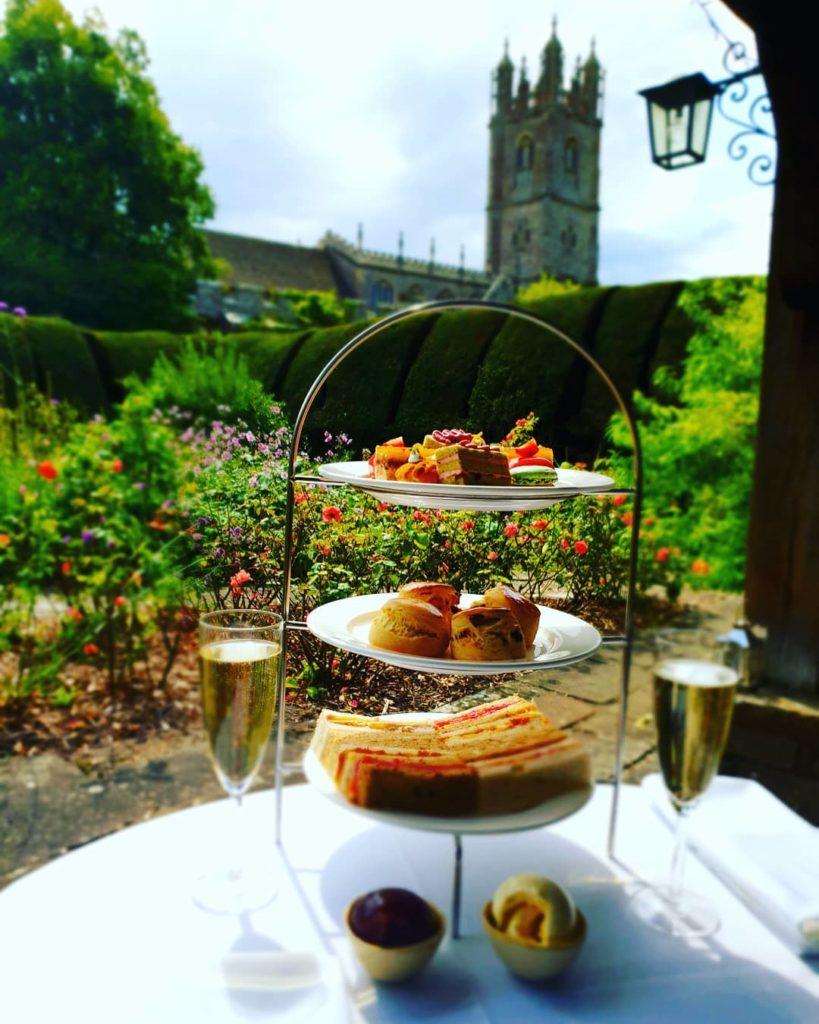 Afternoon Tea Bristol - Thornbury Castle