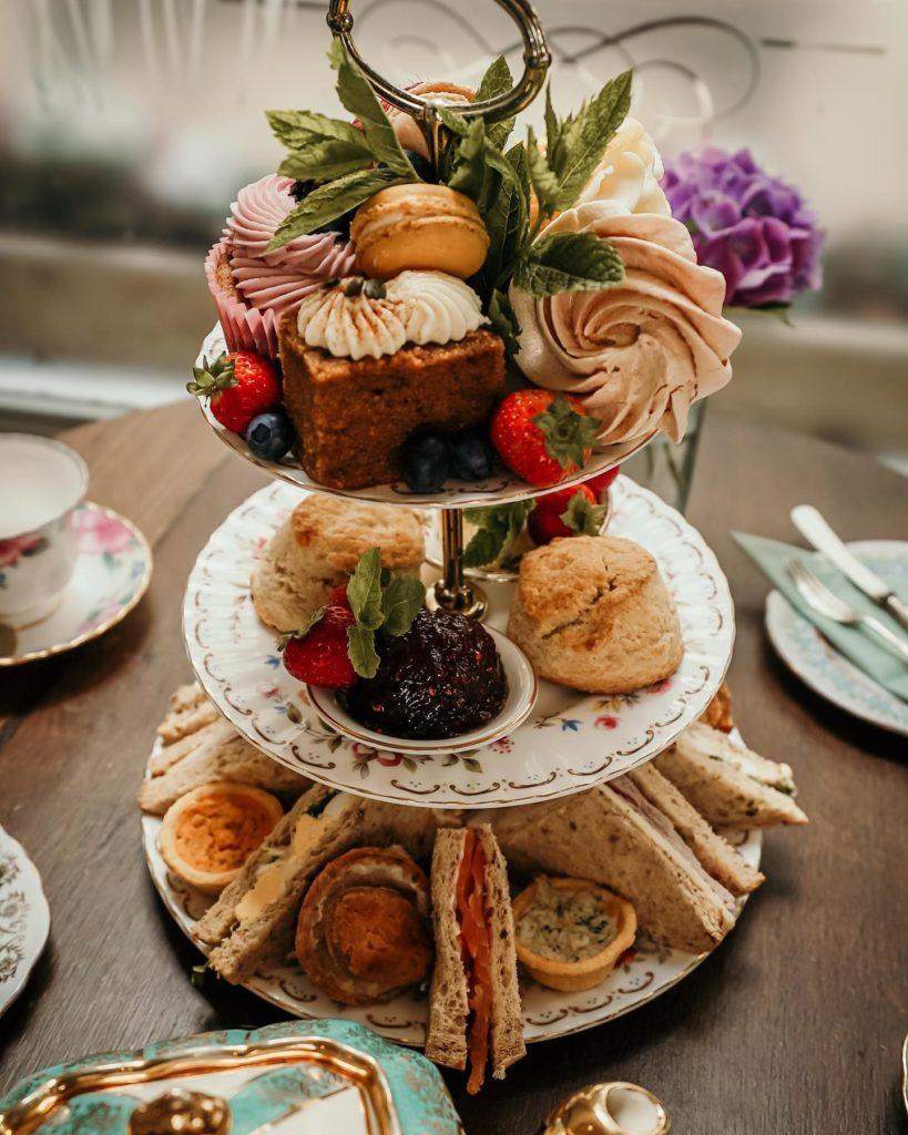Afternoon Tea Nottingham - White Rabbit Teahouse