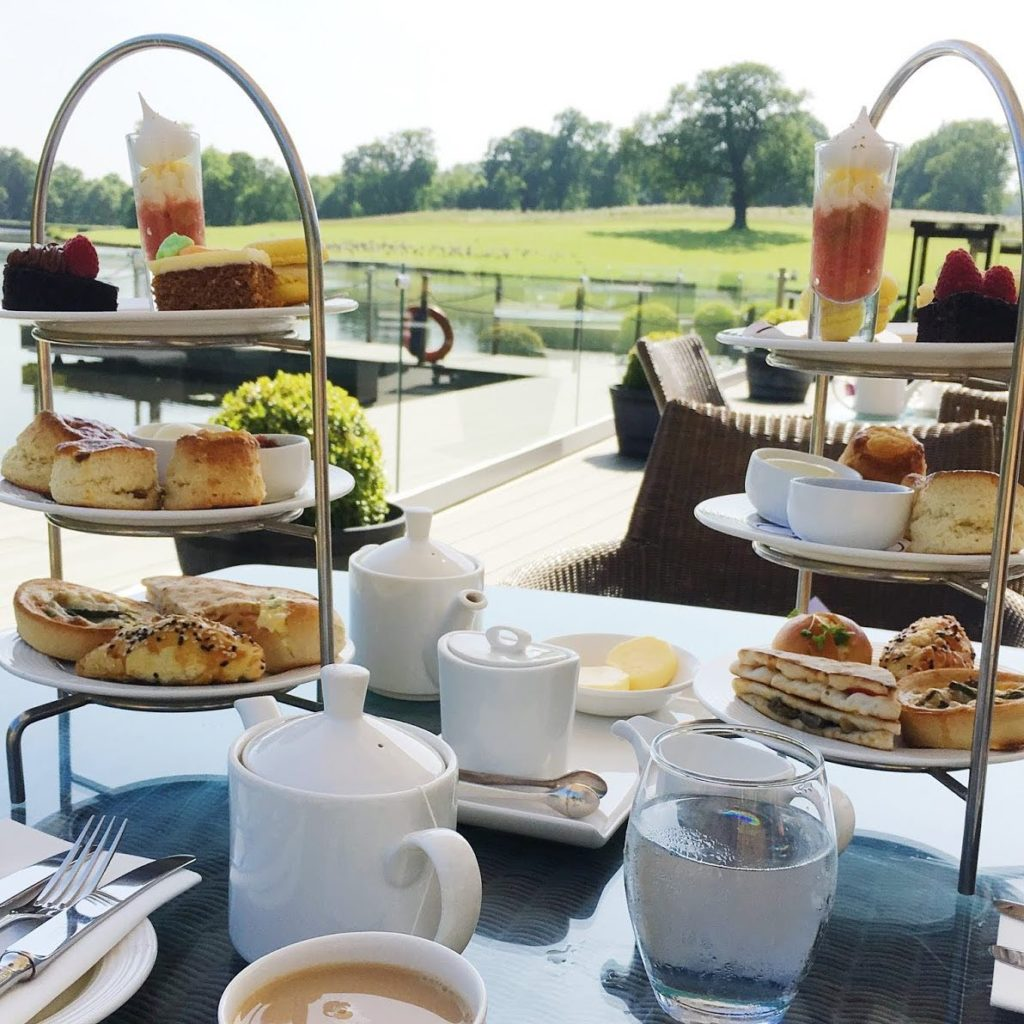Afternoon Tea Newcastle - Wynyard Hall Country House