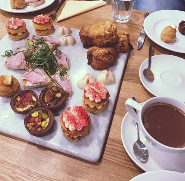 Afternoon Tea York - York Coca House