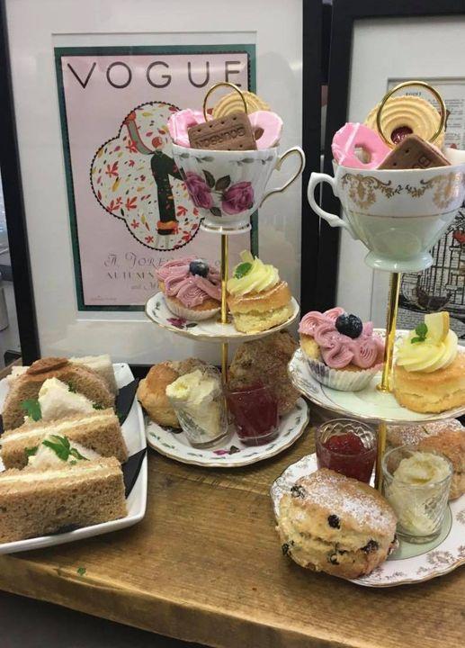 Afternoon Tea Cambridge - Eleven A