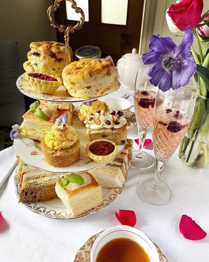 Afternoon Tea Leicester - Beardsley's Tearoom