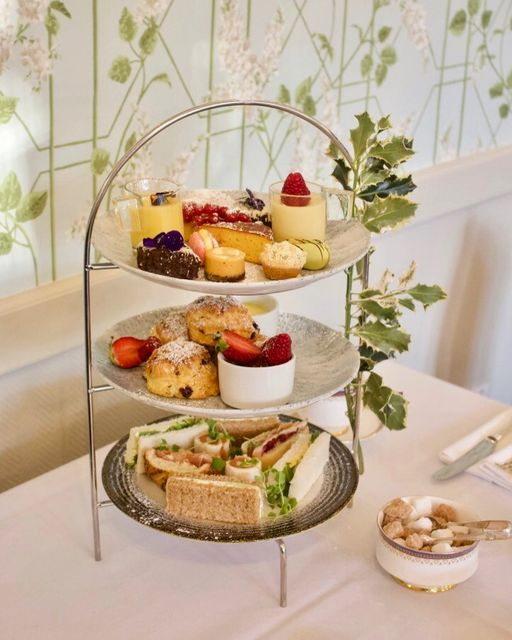 Afternoon tea Cambridge - Quy Mill Hotel