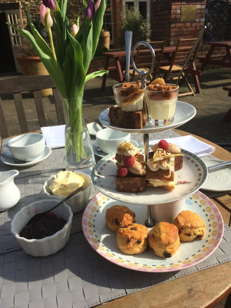 Afternoon Tea Leicester - The Admiral Hornblower