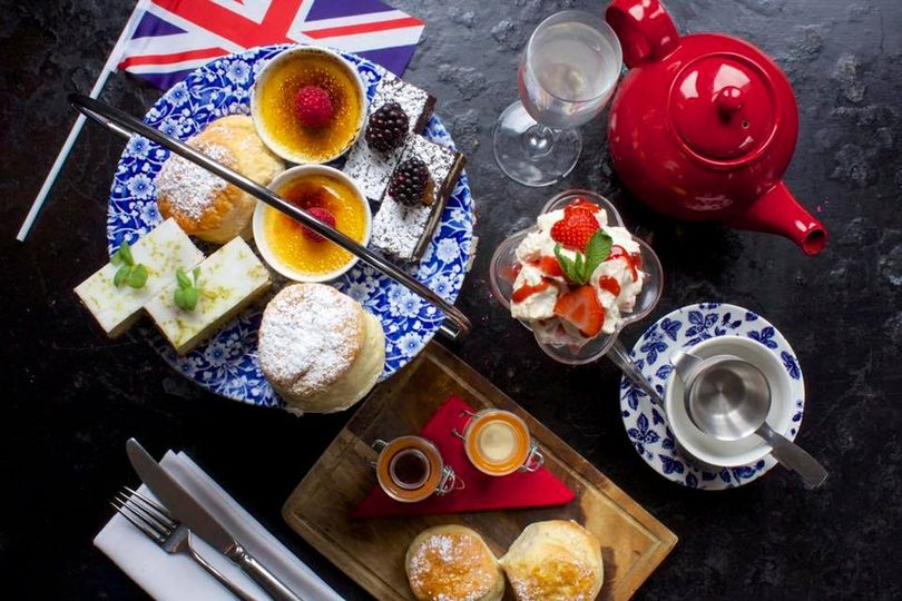 Afternoon Tea Windsor - The Bel & The Dragon