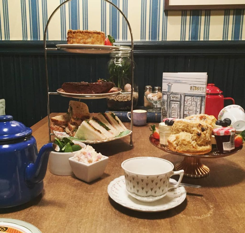 Afternoon Tea Norwich - Biddy's Tea Rooms