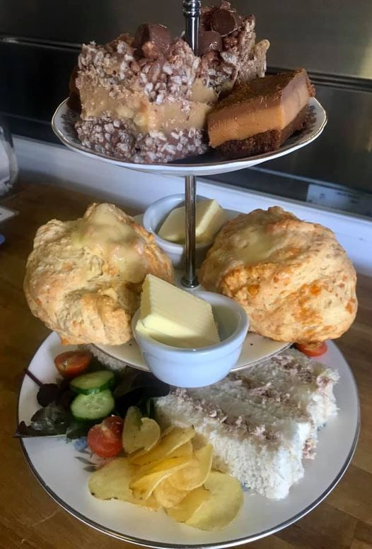 Afternoon tea Norwich - Bramleys Cafe and Cakery