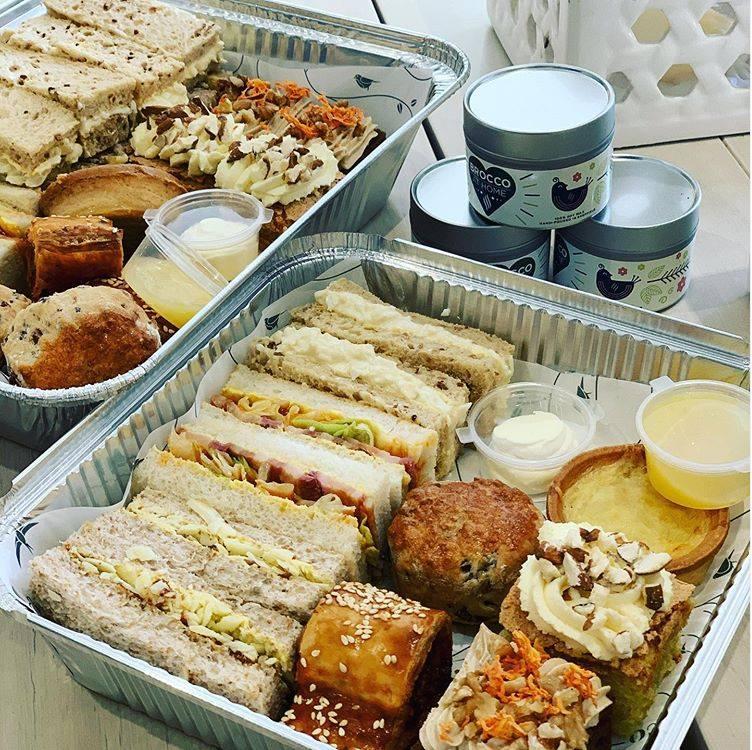 Afternoon Tea Sheffield - Brocco Kitchen
