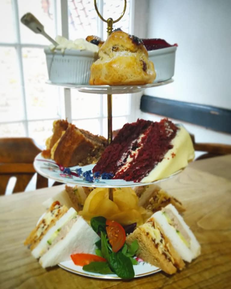 Afternoon Tea Lincoln - Bunty's Tea Room