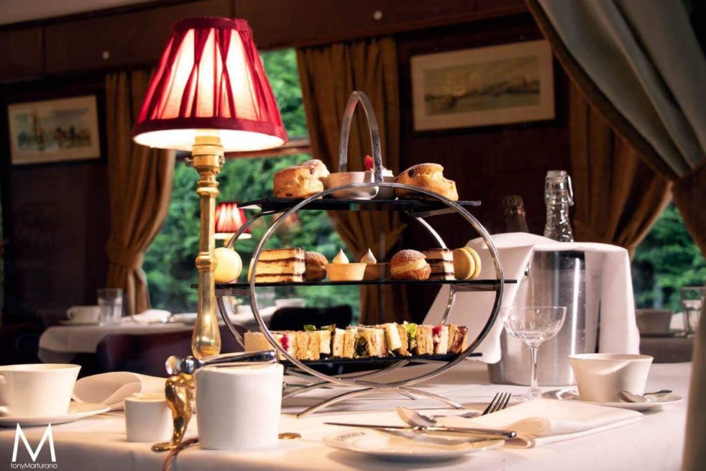 Afternoon Tea Cambridge - Carriages Tea Rooms