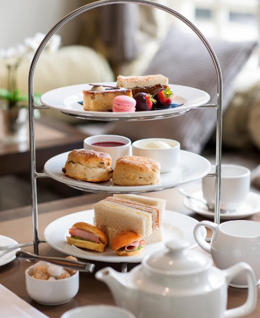 Afternoon Tea Windsor - Castle Hotel