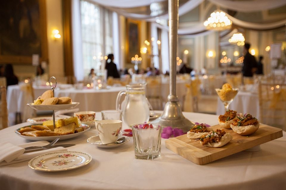 Afternoon Tea Leicester - The City Rooms