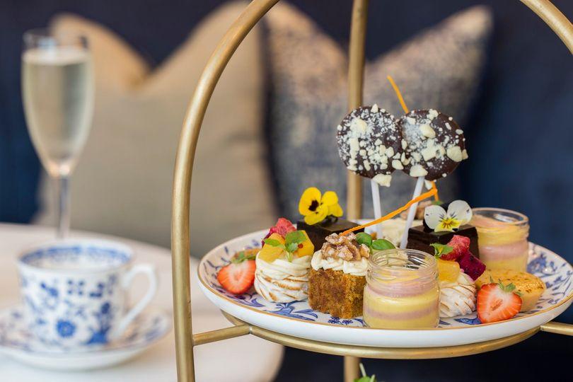 Afternoon Tea Cambridge - Clayton Hotel Cambridge