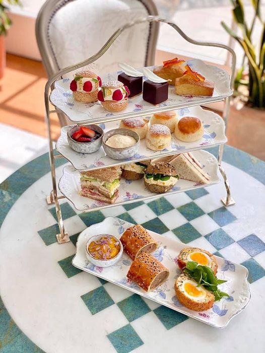 Afternoon Tea Windsor - Coworth Park