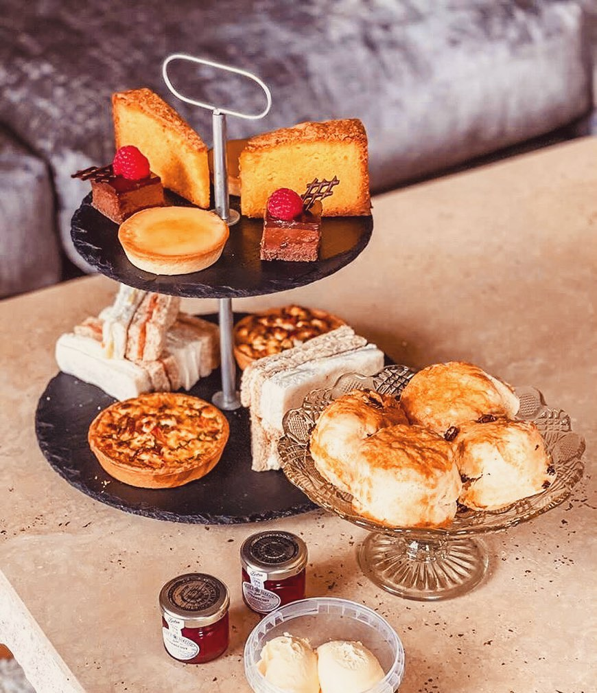 Afternoon Tea Brighton - The Grand Hotel