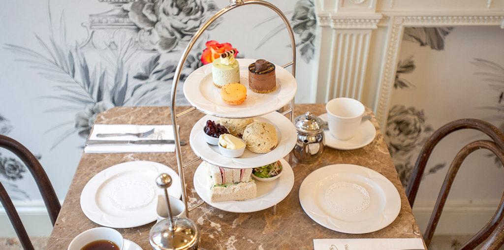 Afternoon tea Cambridge - Harriet's Cafe Tearooms