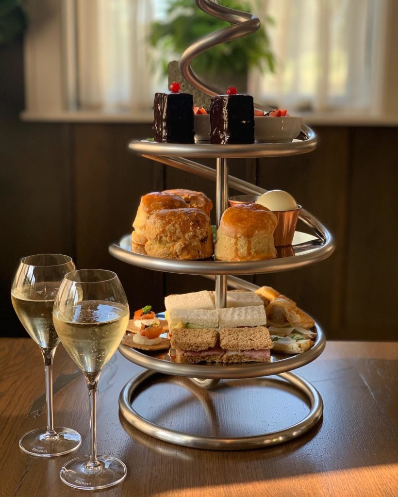 Afternoon Tea Windsor - Hurley House Hotel
