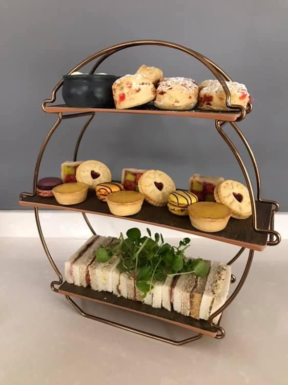 Afternoon Tea Sheffield - Inox