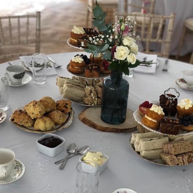 Afternoon Tea Sheffield - Jameson's Tea Rooms