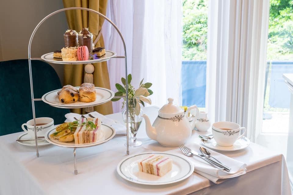 Afternoon Tea Sheffield - Kenwood Hall Hotel & Spa