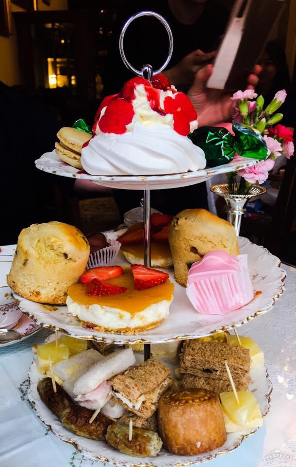 Afternoon Tea Lincoln - Lady Rose's Edwardian Tea Room