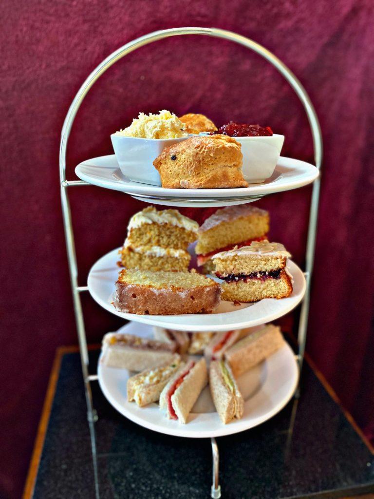 Afternoon Tea Cambridge - Le Patissier
