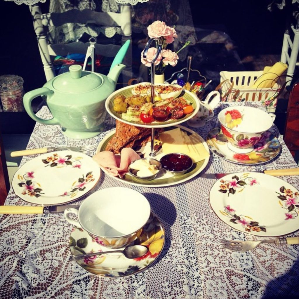 Afternoon Tea Brighton - Leman Tea Room