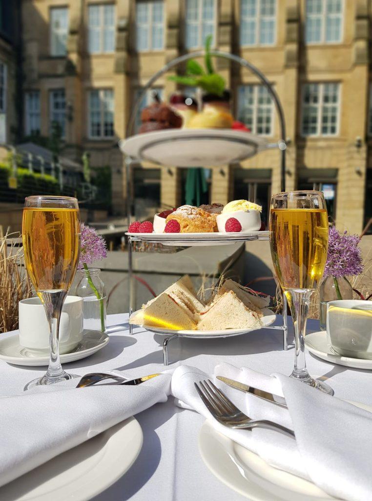 Afternoon Tea Sheffield - Leopold Hotel