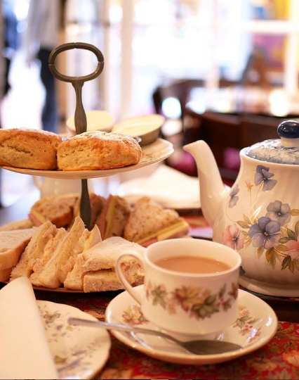 Afternoon Tea Brighton - That Little Tea Shop in the Lanes