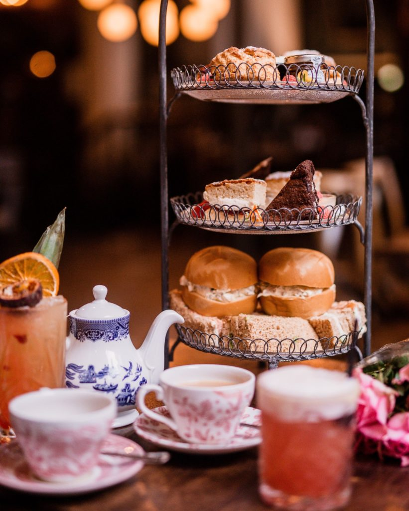 Afternoon Tea Sheffield - The Lost & Found